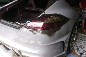 Jasa Wrapping Sticker Mobil Tangerang