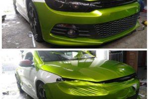 Jasa Wrapping Mobil Jakarta