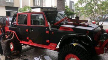 Jasa Wrapping Sticker Mobil Bekasi